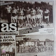 Coleccionismo deportivo: AS-1986-Nº5843. Lote 21148694