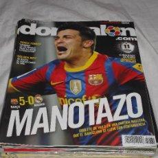 Coleccionismo deportivo: DON BALON Nº 1831. MANOTAZO AL MADRID. SERRA FERRER. GOLDEN BOY. CELTA F.C. EN POSTER. VILLA DOBLETE. Lote 243533585