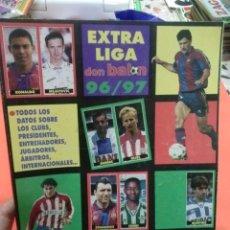 Coleccionismo deportivo: EXTRA LIGA 96 97 . Lote 49965235