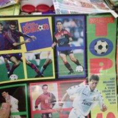 Coleccionismo deportivo: TOP 40 DON BALON. Lote 49965296