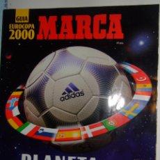 Coleccionismo deportivo: GUÍA MARCA EUROCOPA 2000. Lote 50351982