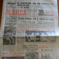Coleccionismo deportivo: DIARIO MARCA 19 - FEBRERO - 1961 - Nº 5951. Lote 50519748