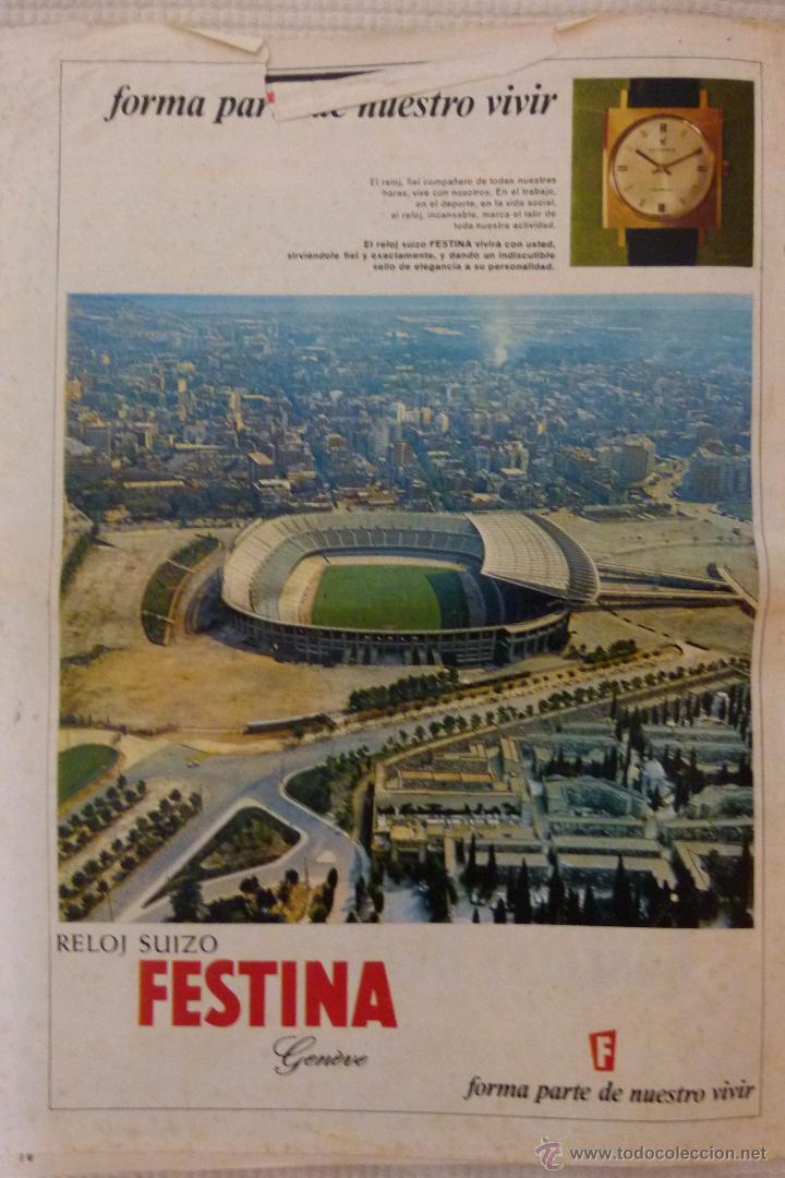 Coleccionismo deportivo: EL MUNDO DEPORTIVO 40 AÑOS DE CAMPEONATOS NACIONALES DE LIGA - NOVIEMBRE DE 1968 - Foto 4 - 51112918