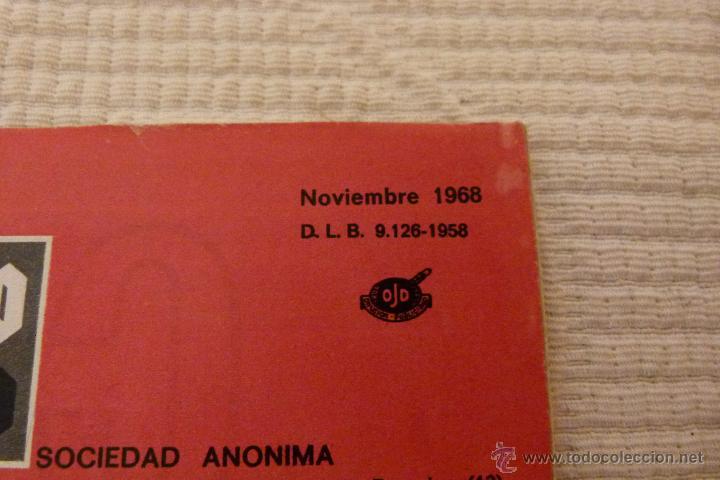Coleccionismo deportivo: EL MUNDO DEPORTIVO 40 AÑOS DE CAMPEONATOS NACIONALES DE LIGA - NOVIEMBRE DE 1968 - Foto 8 - 51112918