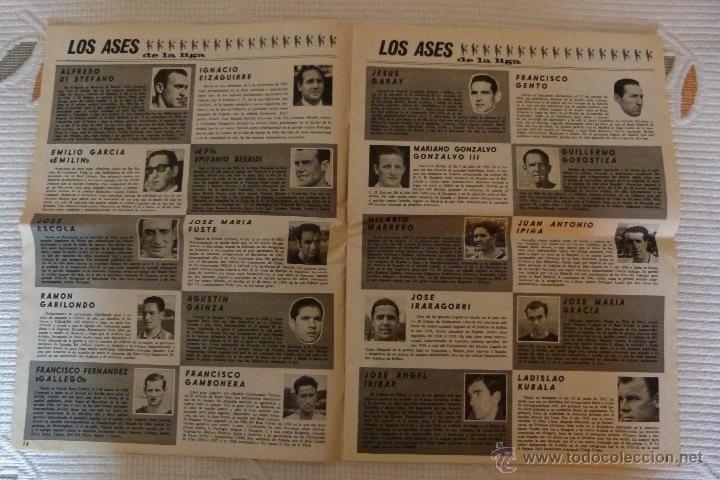 Coleccionismo deportivo: EL MUNDO DEPORTIVO 40 AÑOS DE CAMPEONATOS NACIONALES DE LIGA - NOVIEMBRE DE 1968 - Foto 11 - 51112918
