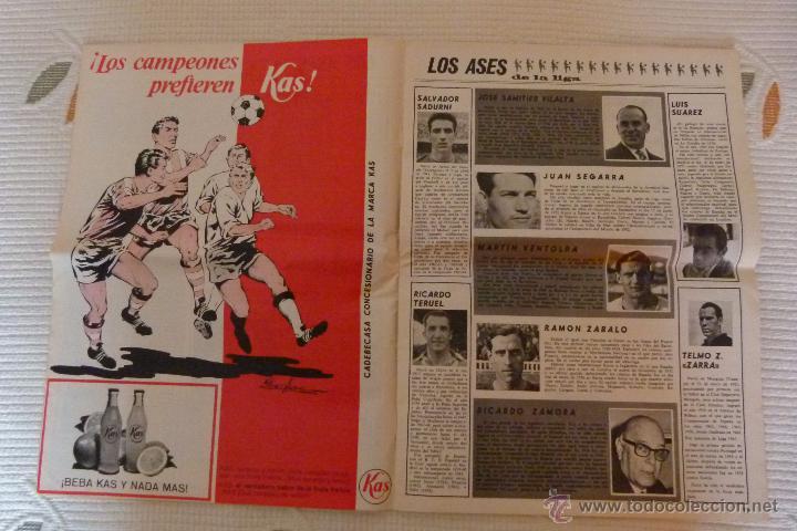 Coleccionismo deportivo: EL MUNDO DEPORTIVO 40 AÑOS DE CAMPEONATOS NACIONALES DE LIGA - NOVIEMBRE DE 1968 - Foto 12 - 51112918