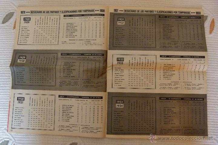 Coleccionismo deportivo: EL MUNDO DEPORTIVO 40 AÑOS DE CAMPEONATOS NACIONALES DE LIGA - NOVIEMBRE DE 1968 - Foto 13 - 51112918