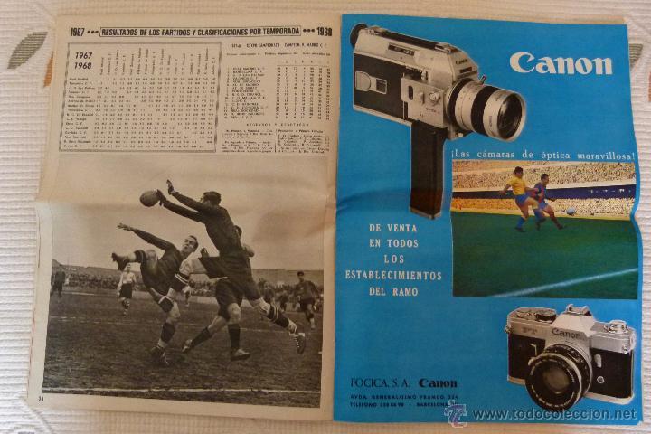 Coleccionismo deportivo: EL MUNDO DEPORTIVO 40 AÑOS DE CAMPEONATOS NACIONALES DE LIGA - NOVIEMBRE DE 1968 - Foto 14 - 51112918