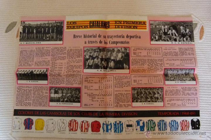Coleccionismo deportivo: EL MUNDO DEPORTIVO 40 AÑOS DE CAMPEONATOS NACIONALES DE LIGA - NOVIEMBRE DE 1968 - Foto 15 - 51112918