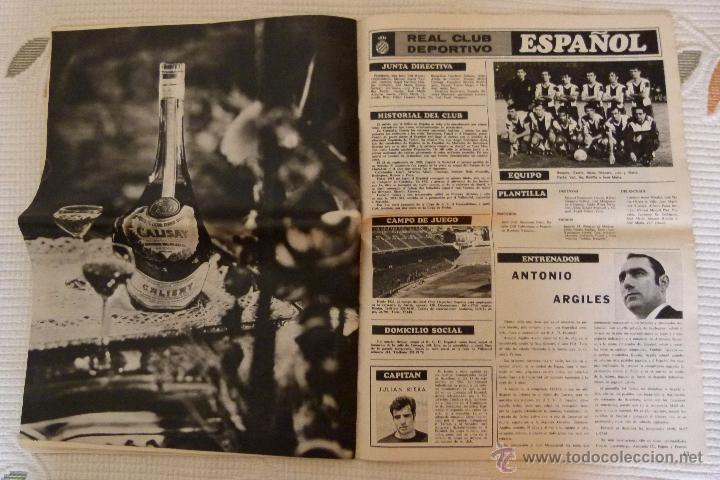 Coleccionismo deportivo: EL MUNDO DEPORTIVO 40 AÑOS DE CAMPEONATOS NACIONALES DE LIGA - NOVIEMBRE DE 1968 - Foto 17 - 51112918