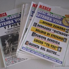Coleccionismo deportivo: REAL MADRID LEYENDA VIVA. Lote 51179695