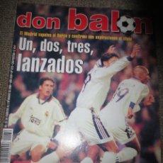 Coleccionismo deportivo: DON BALON 1272. Lote 51206919