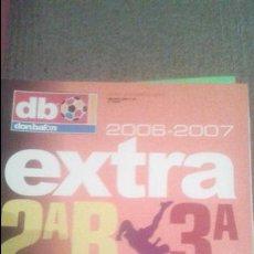 Coleccionismo deportivo: EXTRA LIGA DON BALON 2B Y 3. Lote 51441094