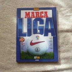 Coleccionismo deportivo: GUÍA MARCA 97/98. Lote 51483789