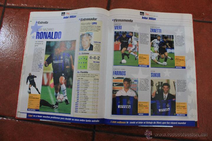 Coleccionismo deportivo: EL LIBRO DE LOS CAMPEONES DE EUROPA 1955-2000 - Foto 2 - 39495033