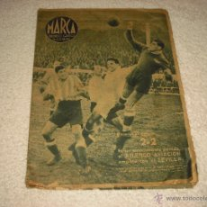 Coleccionismo deportivo: MARCA N. 53, SUPLEMENTO GRAFICO DE LOS MARTES 1943. Lote 51677053