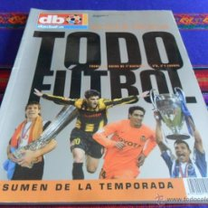 Coleccionismo deportivo: DON BALÓN EXTRA LIGA 2003 2004 Y TODO FÚTBOL, RESUMEN DE LA TEMPORADA. DIFÍICLES!!!!!. Lote 37708097
