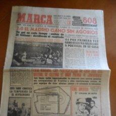 Coleccionismo deportivo: DIARIO MARCA 5 - FEBRERO - 1961 - Nº 5939. Lote 51929862
