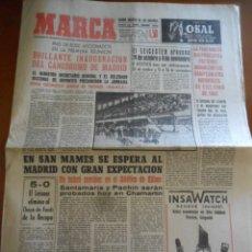 Coleccionismo deportivo: DIARIO MARCA 6 - OCTUBRE - 1961 - Nº 6146. Lote 51930064