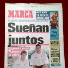 Coleccionismo deportivo: DIARIO DEPORTIVO MARCA - 22 JULIO 1994. Lote 58492499