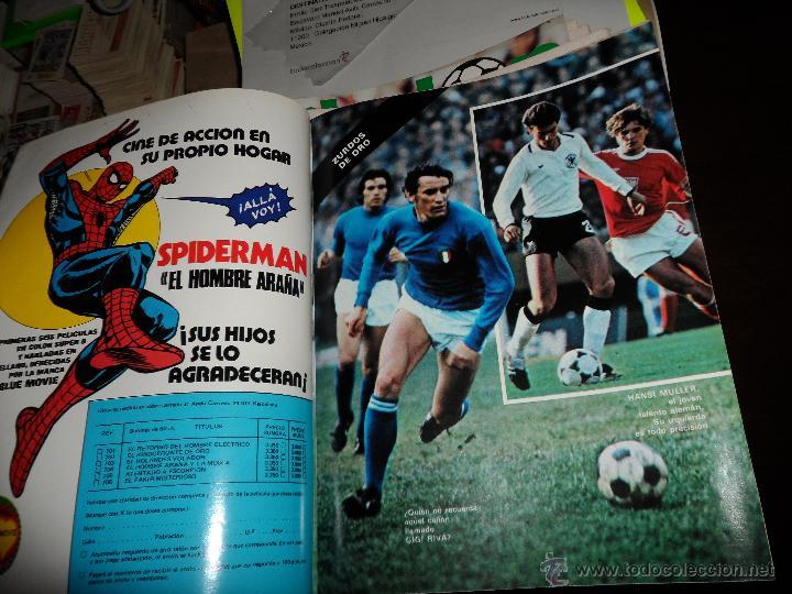 Coleccionismo deportivo: DON BALON Nº 216 1979 REPORTAJE COLOR ZURDOS DE ORO MARAÑON ROJO FERRERO DANI BONHOFF VALENCIA - Foto 8 - 38814689