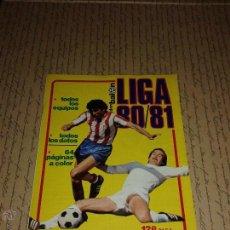 Coleccionismo deportivo: DON BALON EXTRA LIGA 80/81. Lote 52449881
