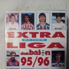 Coleccionismo deportivo: DON BALÓN EXTRA LIGA1995-96. Lote 52632588