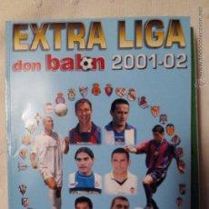 Coleccionismo deportivo: DON BALÓN EXTRA LIGA 2001-02. Lote 52632789