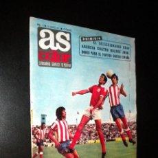 Coleccionismo deportivo: AS COLOR Nº 15 31-08-1971 / POSTER GRANADA CLUB DE FUTBOL. Lote 52662751