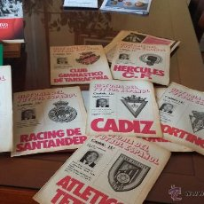 Coleccionismo deportivo: DON BALON : SUPLEMENTOS HISTORIA FUTBOL ESPAÑOL: REAL IRUN. Lote 52744898