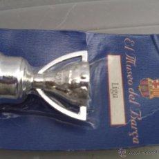 Coleccionismo deportivo: COPA DEL CAMPEON DE LIGA LA REGALABA EL SPORT COPA METALICA. Lote 89571918
