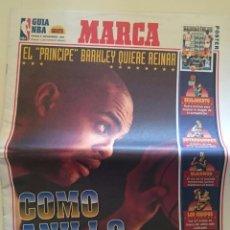 Coleccionismo deportivo: REVISTA MARCA NBA TEMPORADA 1994 1995 EN PORTADA CHARLES BARKLEY - SUPLEMENTO ESPECIAL. Lote 52871143