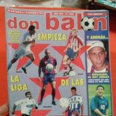 Coleccionismo deportivo: DON BALON EMPIEZA LA LIGA DE LAS ESTRELLAS . Lote 52879976
