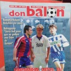 Coleccionismo deportivo: DON BALON PREPARADOS LISTOS ARRANCA LA LIGA . Lote 52880077