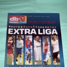 Coleccionismo deportivo: DON BALON - EXTRA LIGA 07-08. Lote 53287841