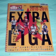 Coleccionismo deportivo: DON BALON - EXTRA LIGA 10-11. Lote 53287901
