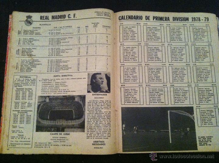 Coleccionismo deportivo: ANTIGUA REVISTA MUNDO DEPORTIVO. TODO SOBRE LA LIGA 78/79 DE FUTBOL. VER DESCRIPCION - Foto 3 - 53404699