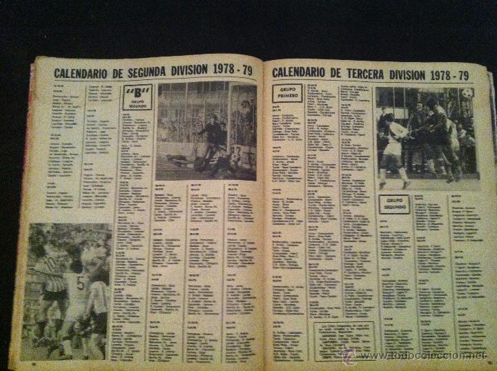 Coleccionismo deportivo: ANTIGUA REVISTA MUNDO DEPORTIVO. TODO SOBRE LA LIGA 78/79 DE FUTBOL. VER DESCRIPCION - Foto 4 - 53404699