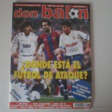 Coleccionismo deportivo: REVISTA DON BALÓN - Nº 1067 . Lote 53429492