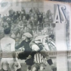 Coleccionismo deportivo: REVISTA DEPORTIVA AS 1933 Nº 80 . ATLETIC - CELTA BOXEO , CAMPEONATO LIGA SEVILLA BARÇA CELTA. Lote 53524453