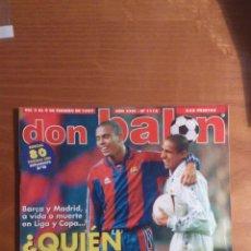 Coleccionismo deportivo: REVISTA DON BALON. Nº 1112. Lote 54069636