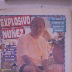 Coleccionismo deportivo: DIARIO SPORT AÑO 1989. Nº 3519. Lote 54160560