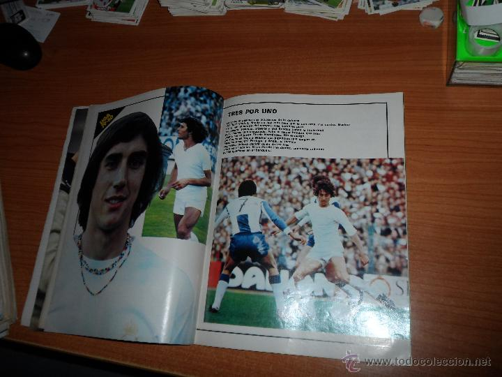 Coleccionismo deportivo: DON BALON Nº 202 1979 REPORTAJE COLOR DIARTE VALENCIA SEVILLA PORTADA SANTILLANA - Foto 5 - 54163571