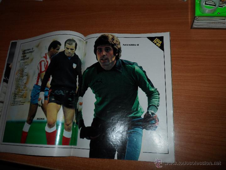Coleccionismo deportivo: DON BALON Nº 202 1979 REPORTAJE COLOR DIARTE VALENCIA SEVILLA PORTADA SANTILLANA - Foto 6 - 54163571