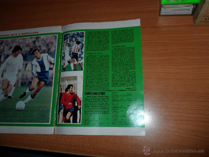 Coleccionismo deportivo: DON BALON Nº 202 1979 REPORTAJE COLOR DIARTE VALENCIA SEVILLA PORTADA SANTILLANA - Foto 10 - 54163571