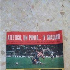 Coleccionismo deportivo: AS COLOR.1976.N 257.POSTER R.VALLADOLID.1975-76.. Lote 54171832