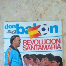 Coleccionismo deportivo: REVISTA DON BALON N 258.1980.. Lote 54173867