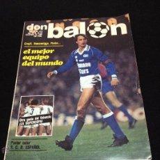 Coleccionismo deportivo: REVISTA DON BALON Nº 272 NO DEL FUTBOL CLUB F.C BARCELONA FC BARÇA CF 1980 CRUYFF. Lote 54186588