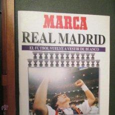 Coleccionismo deportivo: REAL MADRID ENCUADERNADO. Lote 54192622