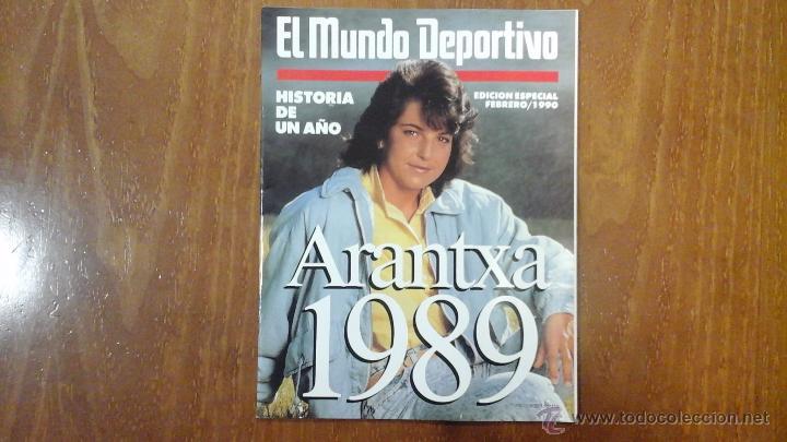 HISTORIA DE UN AÑO . 1990.EL MUNDO DEPORTIVO (Coleccionismo Deportivo - Revistas y Periódicos - Mundo Deportivo)